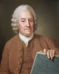 Emanuel Swedenborg (January 29, 1688[ – March 29, 1772), Swedish scientist, philosopher and theologian.