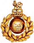 Royal Marines Insignia